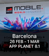 AQUA EN MOBILE WORLD CONGRESS
